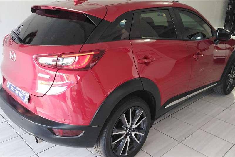 2017 Mazda CX-3 CX-3 2.0 INDIVIDUAL A/T