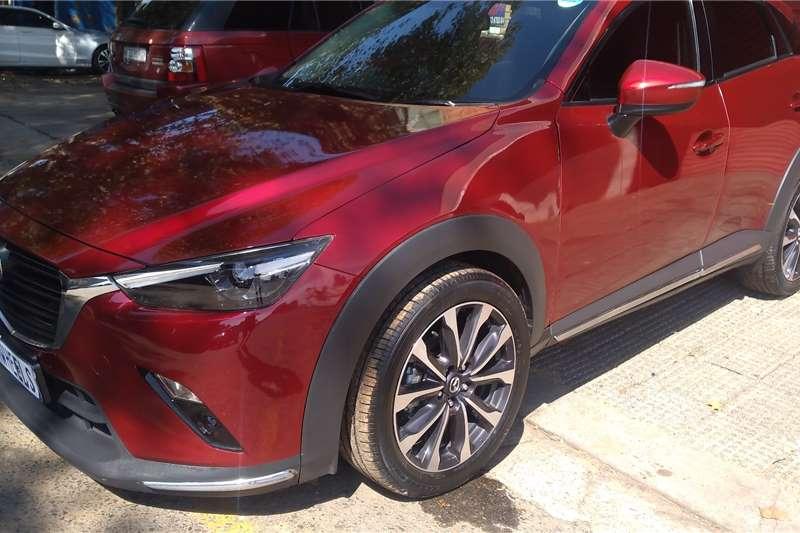 Mazda CX-3 2.0 INDIVIDUAL A/T 2020