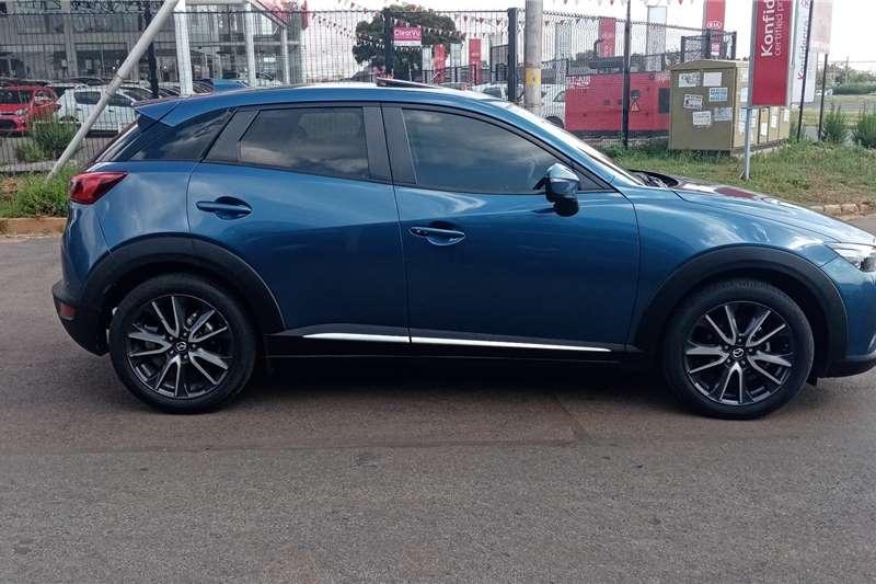 Used 2017 Mazda CX-3 2.0 Individual auto