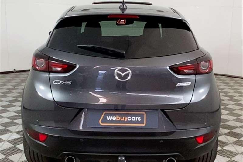 Used 2019 Mazda CX-3 2.0 Individual Plus auto
