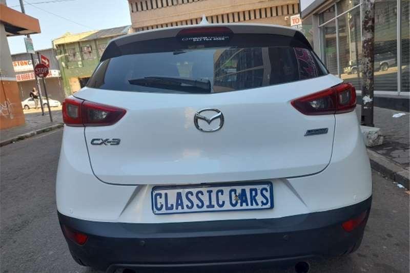 Used 2018 Mazda CX-3