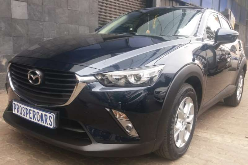 2015 Mazda CX-3 2.0 Active auto