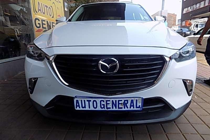 2017 Mazda CX-3 2.0 ACTIVE A/T