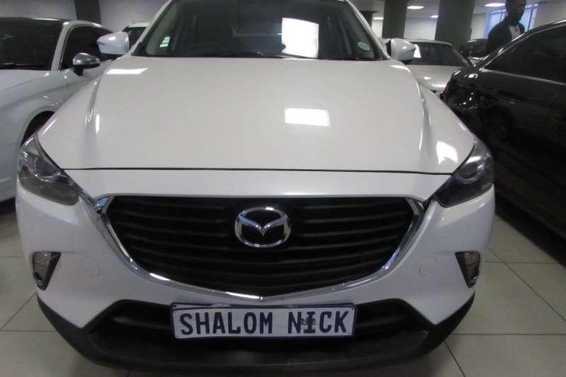 2017 Mazda CX-3 2.0 ACTIVE
