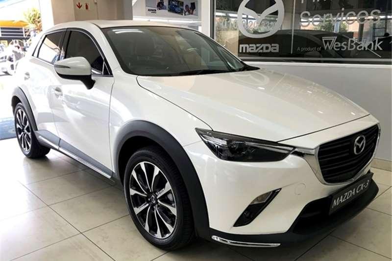 2020 Mazda CX-3 2.0 Individual Plus auto