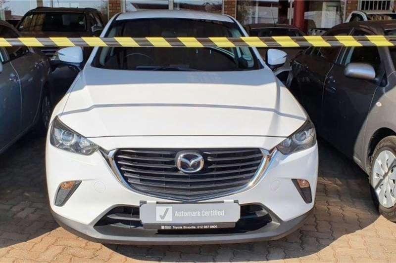 2016 Mazda CX-3 2.0 ACTIVE A/T