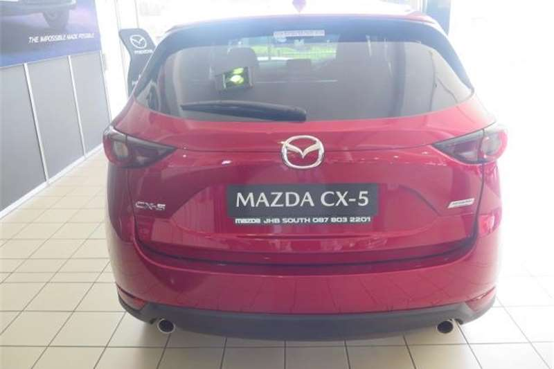 Used 2021 Mazda CX-5 2.0 Active