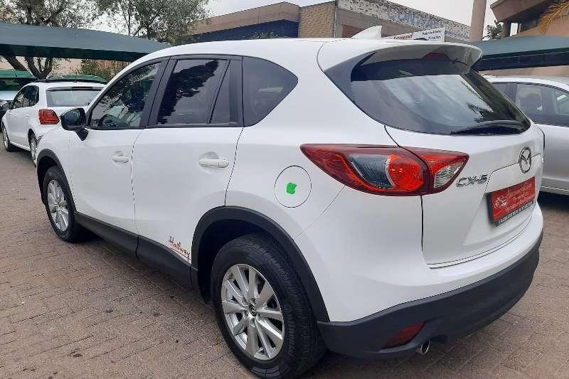 2016 Mazda CX-5 CX-5 2.0 ACTIVE A/T