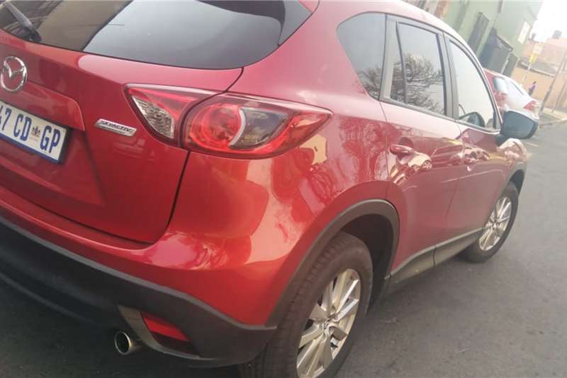 Mazda CX-5 2.0 ACTIVE A/T 2017
