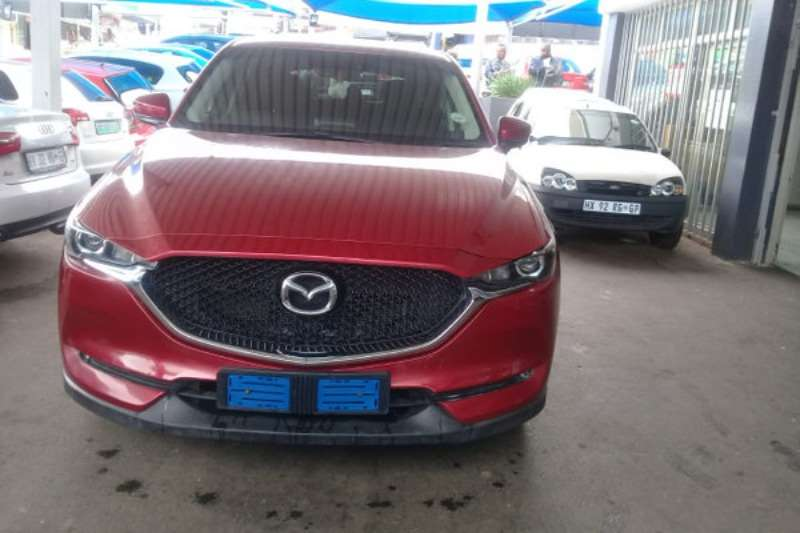 Mazda CX-5 2.0 ACTIVE A/T 2018