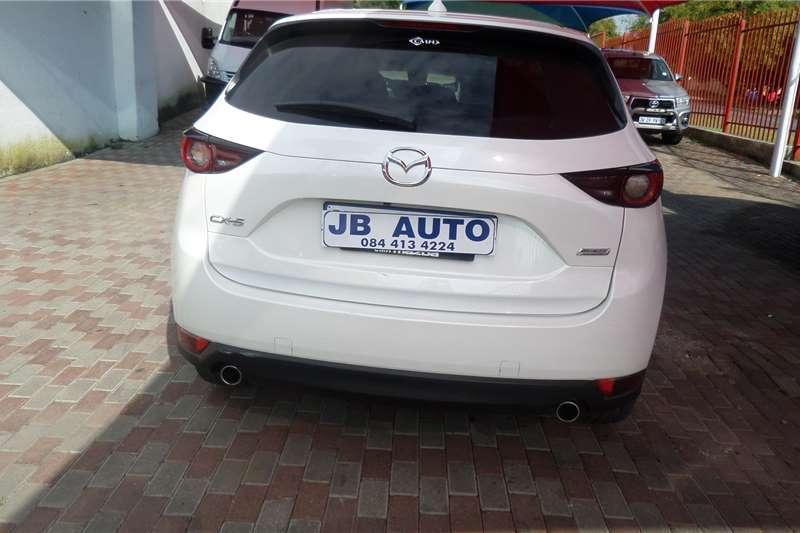 Mazda CX-5 2.0 ACTIVE A/T 2020