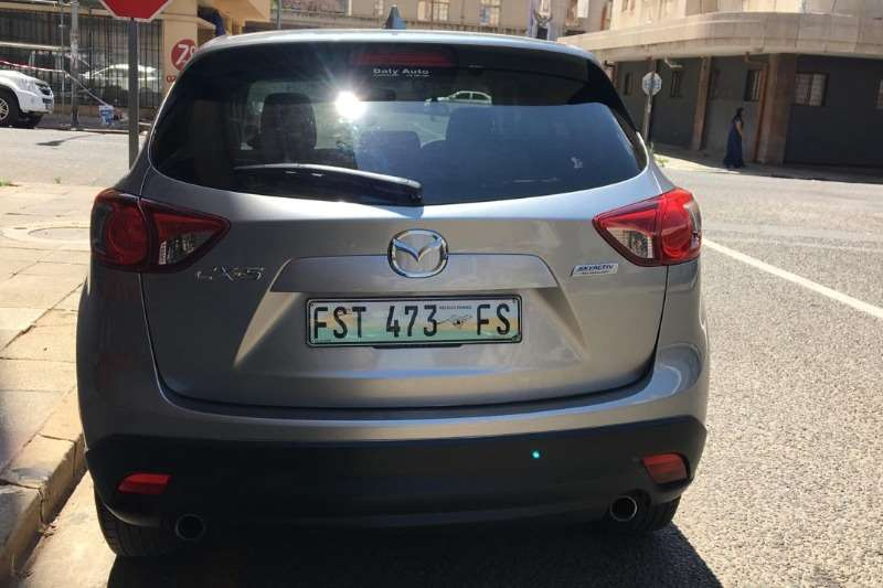 Used 2013 Mazda CX-5 2.0 Active auto