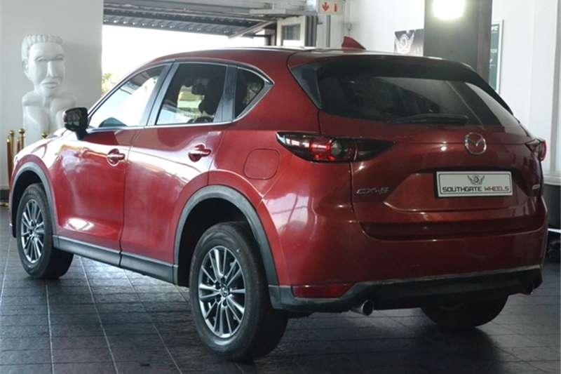 Mazda CX-5 2.0 Active auto 2017