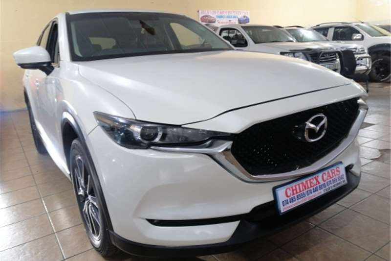 Used 2017 Mazda CX-5 2.0 Active auto
