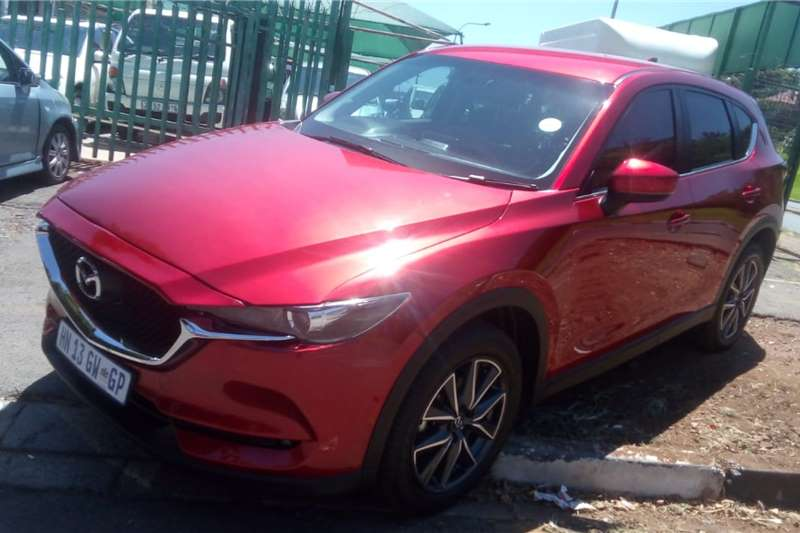 Used 2019 Mazda CX-5 2.0 Active auto