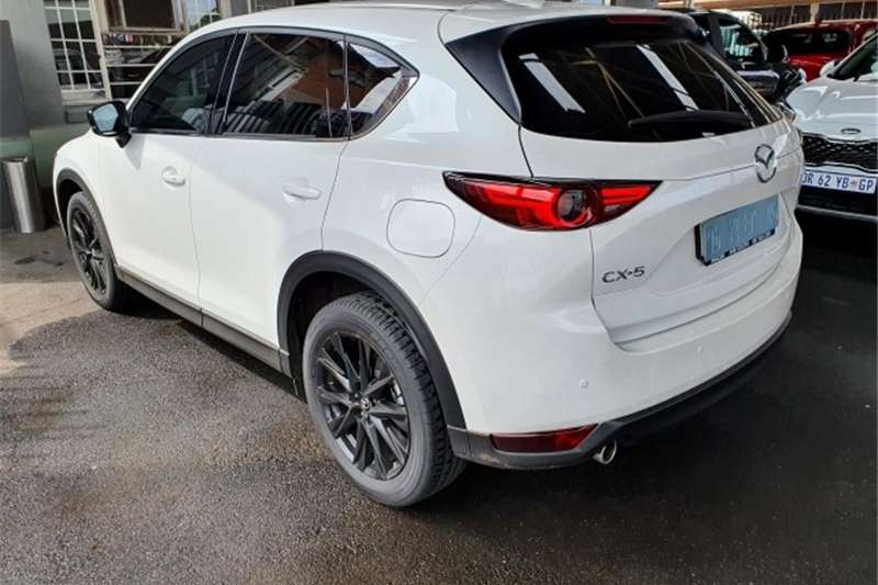 Mazda CX-5 2.0 CARBON EDITION A/T 2021