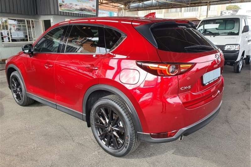 Used 2021 Mazda CX-5 2.0 CARBON EDITION A/T