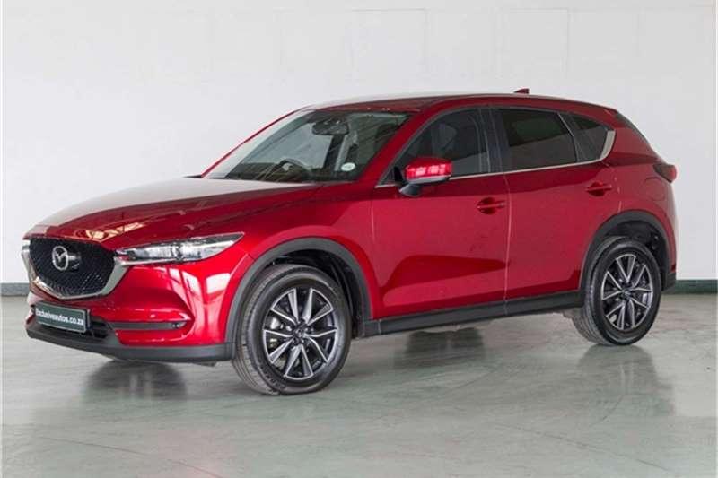 Mazda CX-5 2.0 Dynamic auto 2017