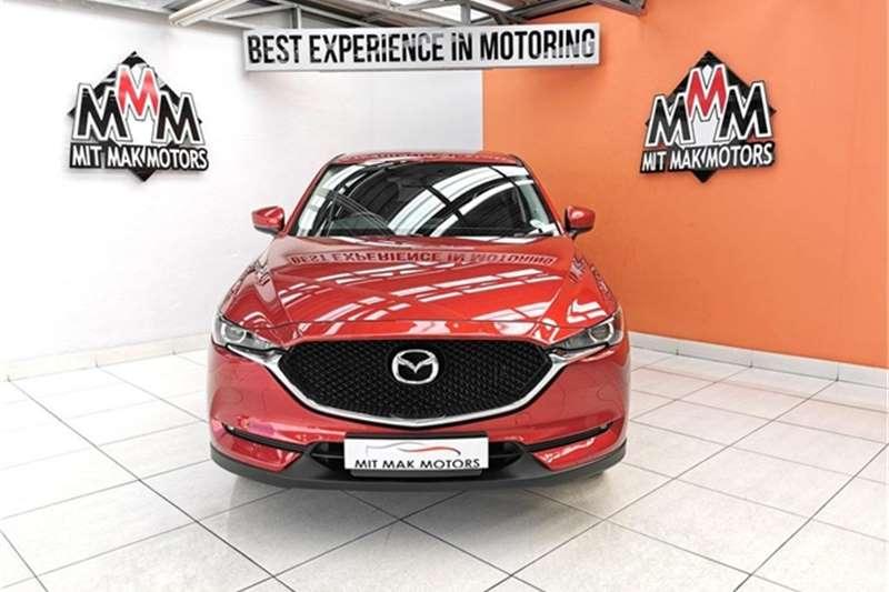 Mazda CX-5 2.0 Dynamic auto 2018