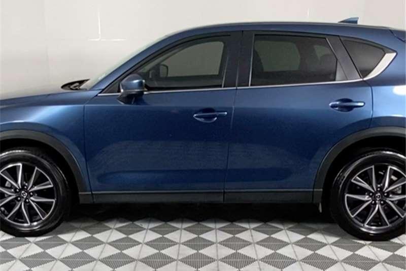 2018 Mazda CX-5 CX-5 2.0 Dynamic auto