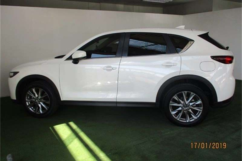 Mazda CX-5 2.0 Dynamic auto 2020