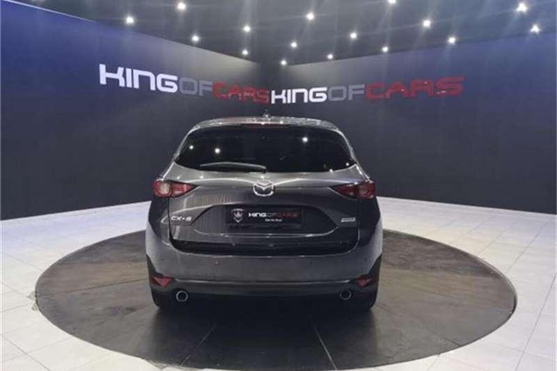 Mazda CX-5 2.0 INDIVIDUAL A/T 2018
