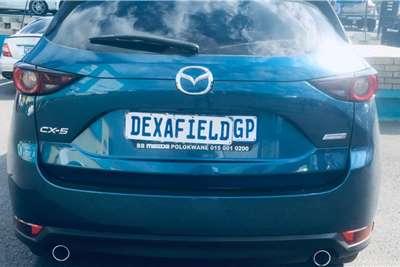 Used 2019 Mazda CX-5 2.2DE Active