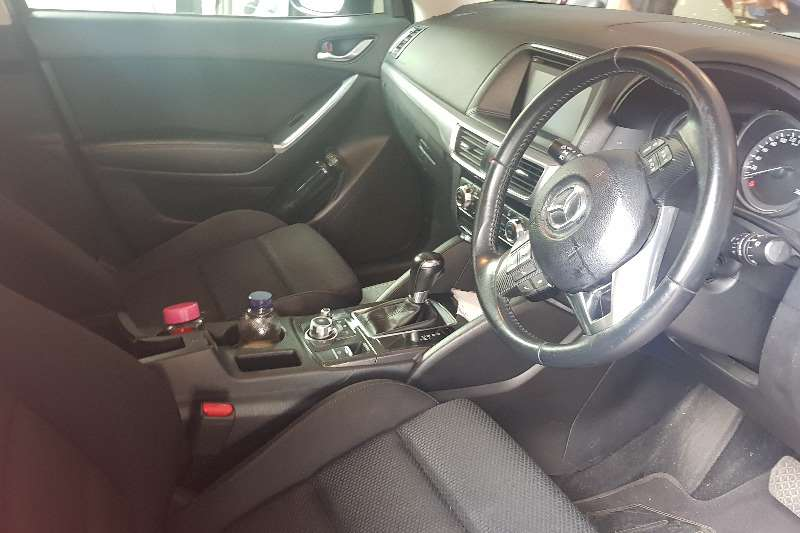 Mazda CX-5 2.2DE AKERA A/T AWD 2016
