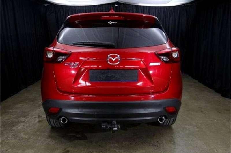 Mazda CX-5 2.2DE AWD Akera 2016