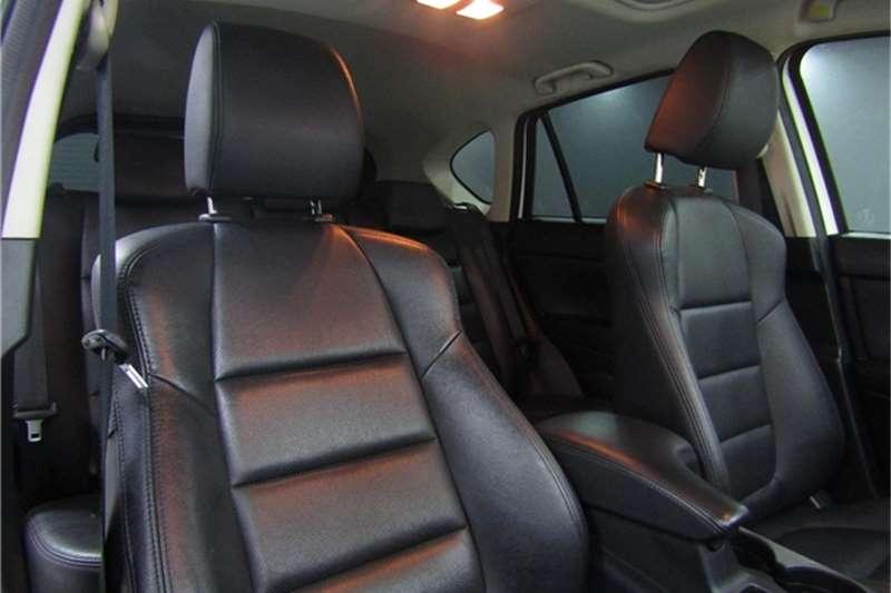 Used 2016 Mazda CX-5 2.2DE AWD Akera