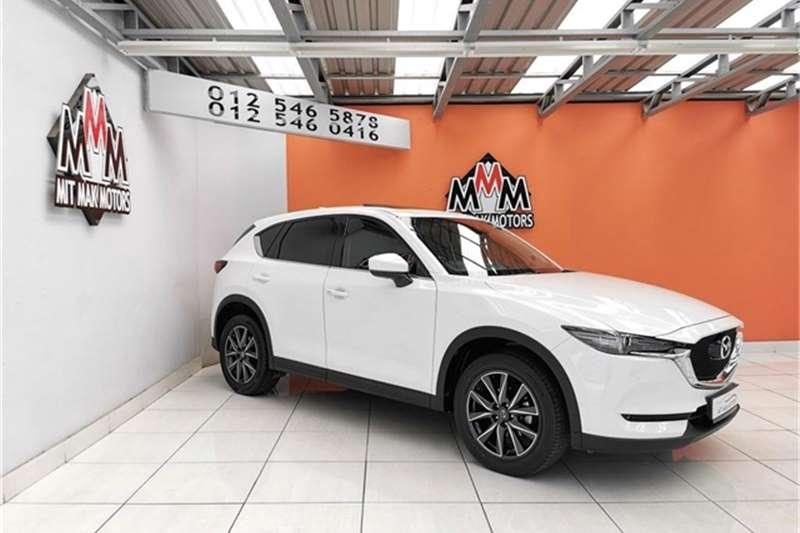 Mazda CX-5 2.2DE AWD Akera 2017