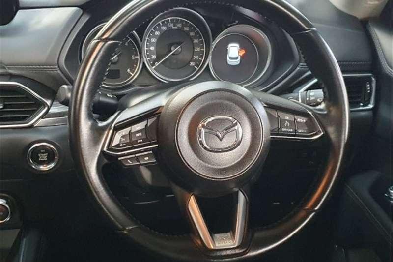 2017 Mazda CX-5 CX-5 2.2DE AWD Akera