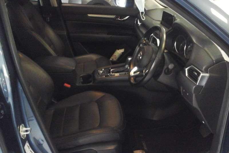 Used 2018 Mazda CX-5 2.2DE AWD Akera