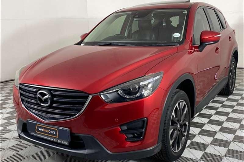 2016 Mazda CX-5 CX-5 2.5 Individual
