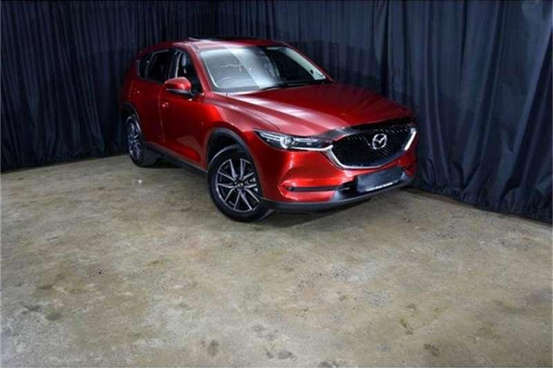Mazda CX-5 2.5 Individual 2017