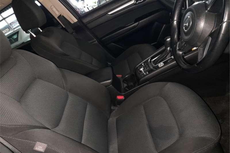 Used 2017 Mazda CX-5