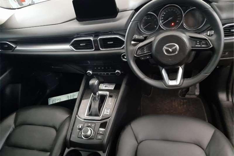 Used 2021 Mazda CX-5