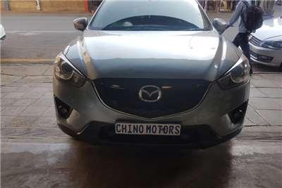 2013 Mazda CX-5 2.0