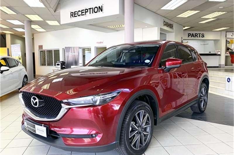 2017 Mazda CX-5 2.5 Individual