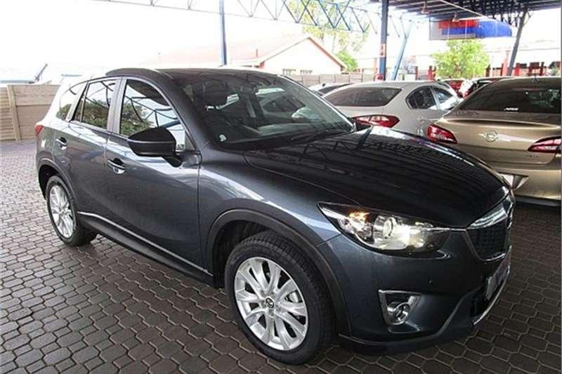 2013 Mazda CX-5 2.0 Individual