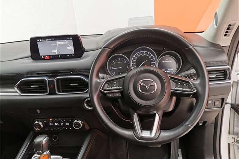 2018 Mazda CX-5 2.2DE AWD Akera