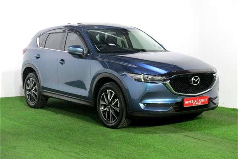 2018 Mazda CX-5 2.2DE AKERA A/T AWD