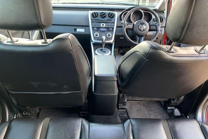 Mazda CX-7 2.3T 2010