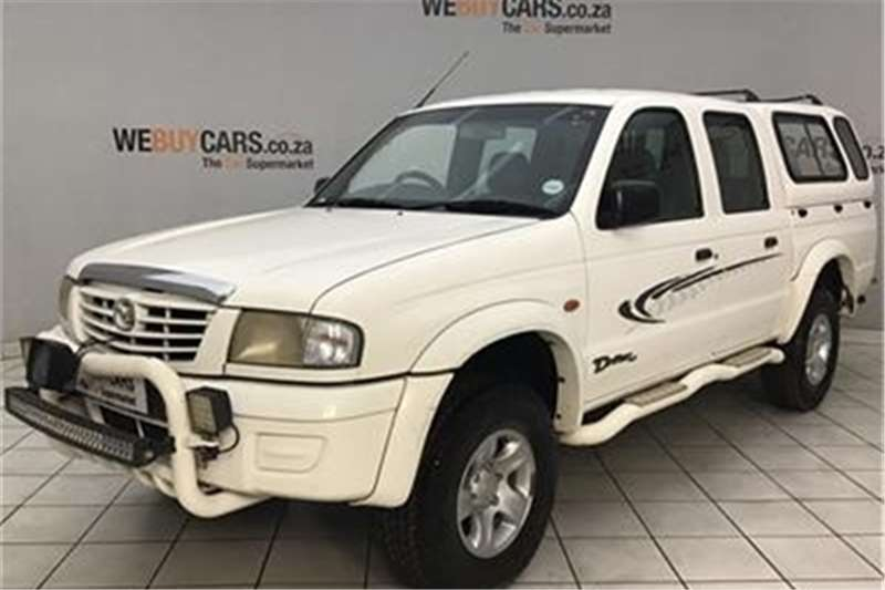 Mazda Drifter B2500td Hi Ride Double Cab Sle For Sale In