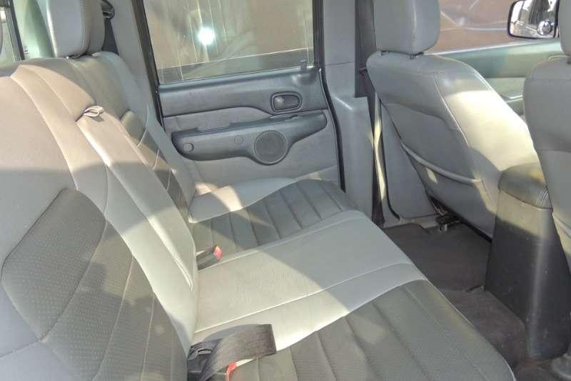 Mazda Drifter B2500TD hi-ride double cab SLE 2007