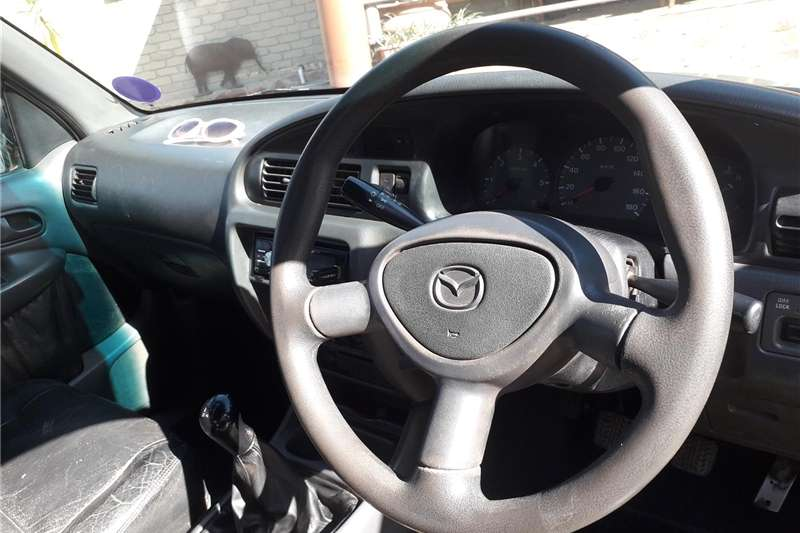 Mazda Drifter B2500TD hi ride SLX 2001