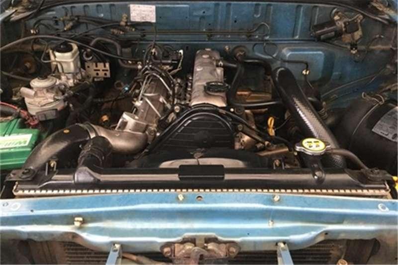 Mazda Drifter B2500TD hi-ride SLX 2005