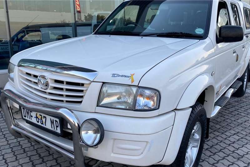 Mazda Drifter X 2500TD double cab 2006