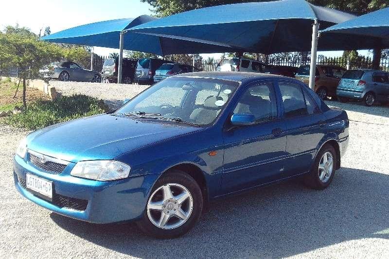 2000 Mazda Etude