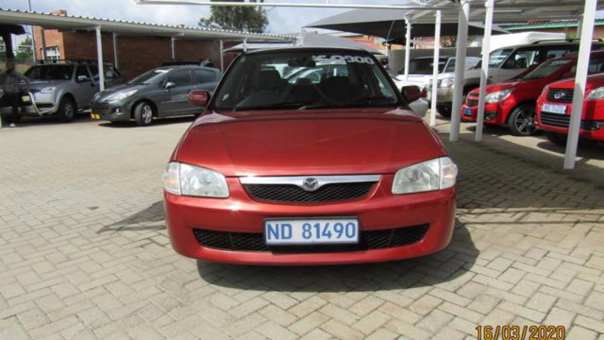 Mazda Etude For Sale In Mpumalanga Auto Mart Images, Photos, Reviews